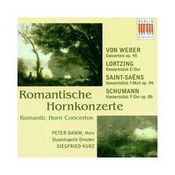 Musik: Hornkonzerte  von Peter Damm, S. Kurz, SD