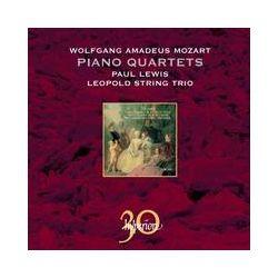 Musik: Klavierquartette KV 478 & 493  von Paul Lewis, Leopold String Trio