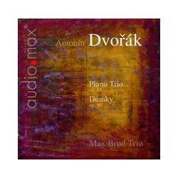 Musik: Klaviertrios op.65+90  von Max Brod Trio