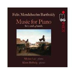 Musik: Klaviermusik zu 2 und 4 Händen  von LEE, Hellwig