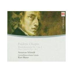 Musik: Klavierkonzerte 1 & 2  von Annerose Schmidt, K. Masur, GOL