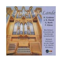 Musik: Jauchzt,alle Lande  von Wieland Hofmann, Blechbläser der Bamberger Symphon