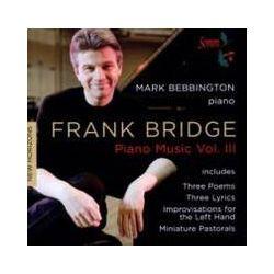Musik: Klaviermusik Vol.3  von Mark Bebbington