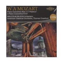 Musik: Klavierkonzerte 1-4  von Malcolm Bilson, American Classical Orchestra