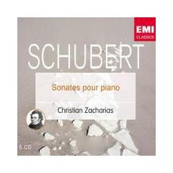 Musik: Klaviersonaten  von Christian Zacharias