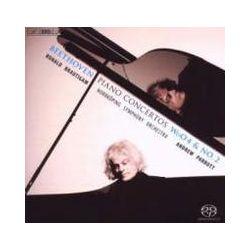 Musik: Klavierkonzerte  von Ronald Brautigam, Andrew Parrott, Norrköping so