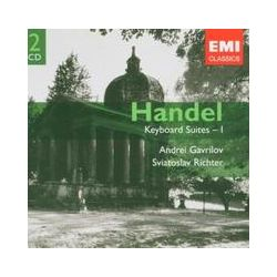 Musik: Klavier-Suiten 1-8 (Ex DF)  von S. Richter, A. Gavrilow