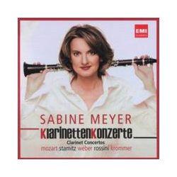 Musik: Klarinettenkonzerte  von Sabine Meyer