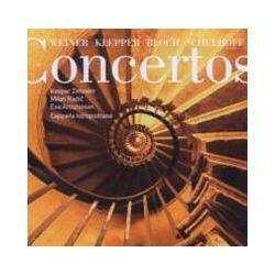 Musik: Konzerte  von Zehnder, Radic, Aroutunian, Capella Istropolitana