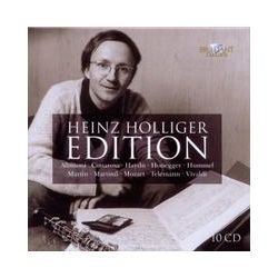 Musik: Holliger Edition  von Heinz Holliger