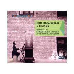 Musik: Von Frescobaldi bis Brahms