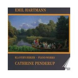 Musik: Klavierwerke  von Cathrine Penderup