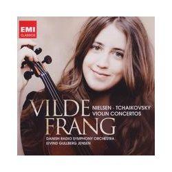 Musik: Violinkonzerte  von Vilde Frang, Eivind Gullberg Jensen, Danish National Symphony Orchestra