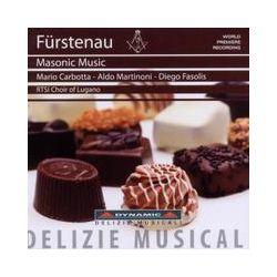 Musik: Maurerische Musiken  von Carbotta, Martinoni, Trsi Chor, Diego Fasolis