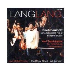 Musik: Klavierkonzert 3 & Etüden  von Lang Lang