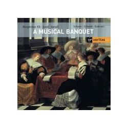 Musik: A Musical Banquet  von Savall, Hesperion Xx