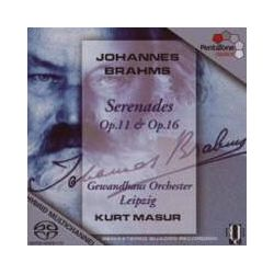 Musik: Serenaden op.11 & 16  von Kurt Masur, GOL