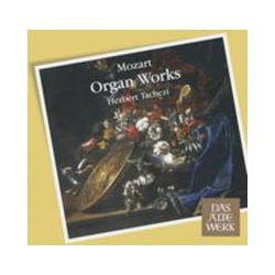 Musik: Organ Works  von Herbert Tachezi, Harnoncourt