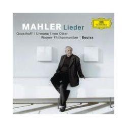 Musik: Lieder  von Pierre Boulez, T. Quasthoff, A.S.Von Otter, WP