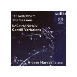 Musik: Jahreszeiten/Corelli Variationen  von Hideyo Harada