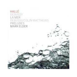 Musik: La Mer/Preludes  von Mark Elder, Halle Orchestra