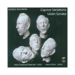 Musik: Violin Sonata/Caprice Variations 1-51