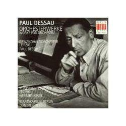 Musik: Orchesterwerke Vol.1  von Dessau, Herbig, Kegel, GOL, Rsol