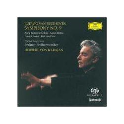 Musik: Sinfonie 9 (SACD)  von Tomowa, Baltsa, Schreier, Dam, Herbert von Karajan, BP