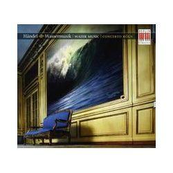 Musik: Wassermusik/Sinfonias  von Concerto Köln