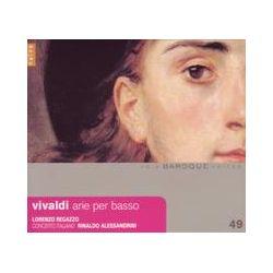 Musik: Arie per basso  von Lorenzo Regazzo, R. Alessandrini, Concerto Italiano