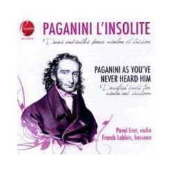 Musik: Ungewöhnlicher Paganini  von Pavel Eret