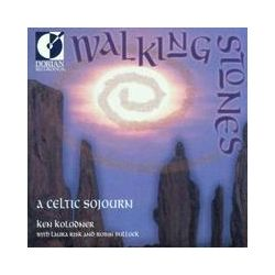 Musik: Walking Stones-a Celt.Sojourn  von Kolodner, Risk, Bullock