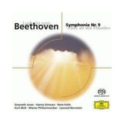 Musik: Sinfonie 9 (SACD)  von Jones, Schwarz, Kollo, Moll, Charles Bernstein, WP
