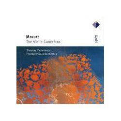 Musik: Violinkonzerte 1-6  von Thomas Zehetmair, PO