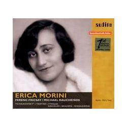 Musik: Violinkonzert D-Dur,op.35  von E. Morini, Riasso, F. Fricsay
