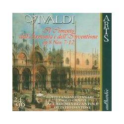 Musik: Il Cimento Dell'armonia Vol.2  von Accademia Bizantina, Ottavio Dantone