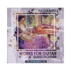 Musik: Werke für Gitarre  von Guido Fichtner