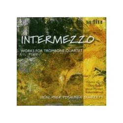 Musik: Intermezzo-Werke Für Posaune  von Münchner Posaunenquartett