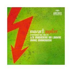 Musik: Sinfonien 40,41  von Marc Minkowski, MDL