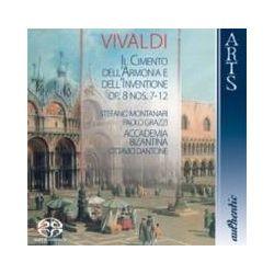Musik: Il Cimento Dell'Armonia op.8/2  von Accademia Bizantina, Dantone
