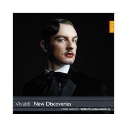 Musik: New Discoveries  von R. Basso, F.M. Sardelli, Modo Antiquo