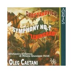 Musik: Sinfonie 7  von Giuseppe Verdi, Milano Verdi Symphony Orchestra, Caetani
