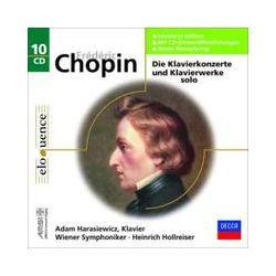 Musik: Klavierkonzerte 1 & 2/Klavierwerke Solo  von Adam Harasiewicz, Heinrich Hollreiser, WSY