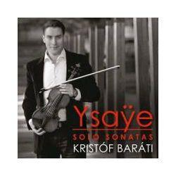 Musik: Solo Sonatas  von Kristof Barati