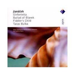 Musik: Sinfonietta/Taras Bulba  von DAVIS, RSPO