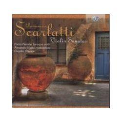 Musik: Violin Sonatas  von Alexandra Nigito, Paolo Perrone