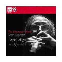 Musik: Werke für Barockoboe  von Holliger, Brown, ASMIF, I. Musici