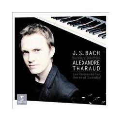 Musik: Klavierkonzerte BWV 1052/54/65  von Tharaud, Labadie