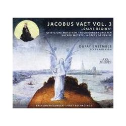 Musik: Vaet Vol.4: Salve Regina  von Dufay Ensemble