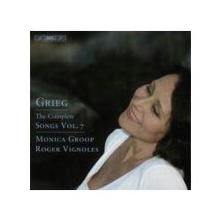 Musik: Sämtliche Lieder Vol.7  von Monica Groop, Roger Vignoles
